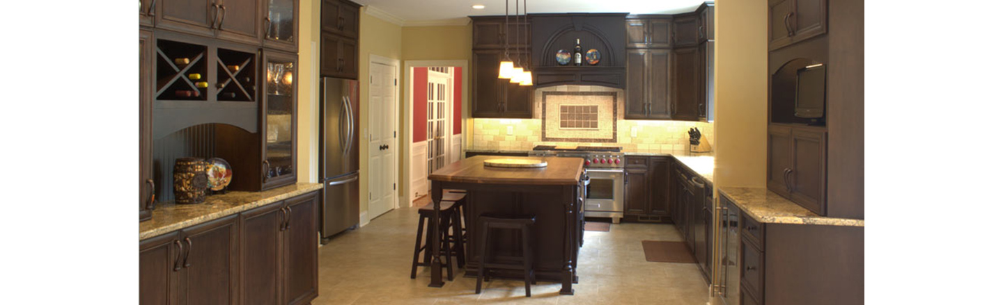 Beautiful new kitchens from CTW Abbey Carpet & Floor. Madison WI Kitchen Remodeling.